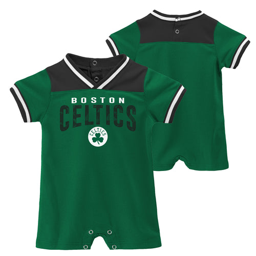 Celtics Baby Ultimate Fan Romper