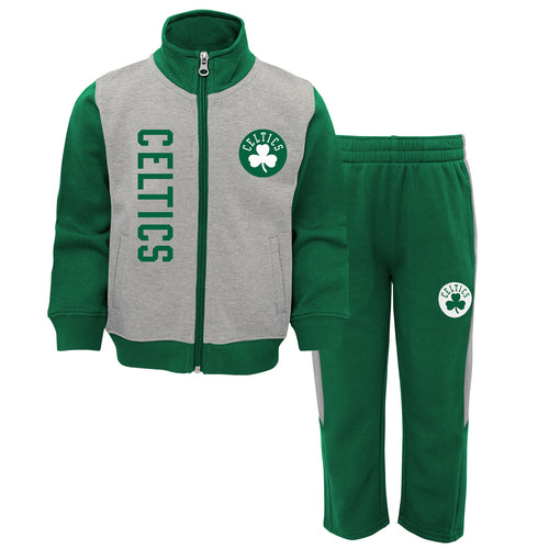 Celtics On the Line Fleece Set