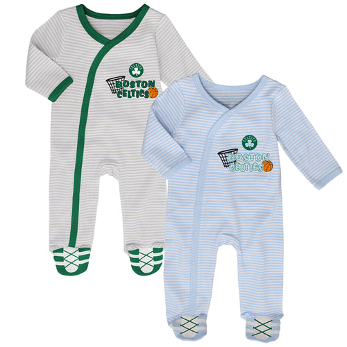 Celtics Classic Infant Gameday Coveralls