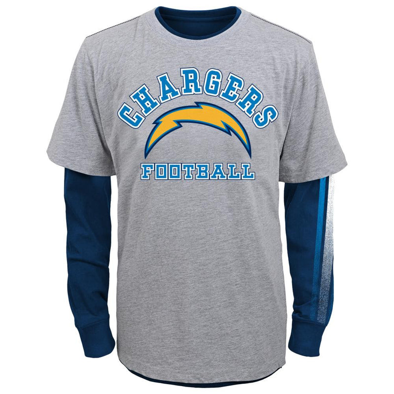 Chargers Fan Toddler Tees Combo Pack