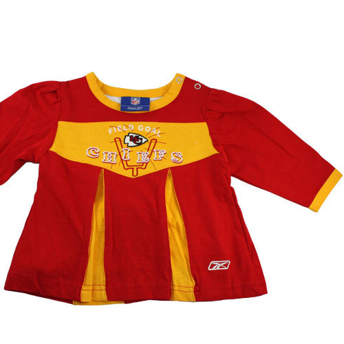 Chiefs Baby Cheerleader Dress