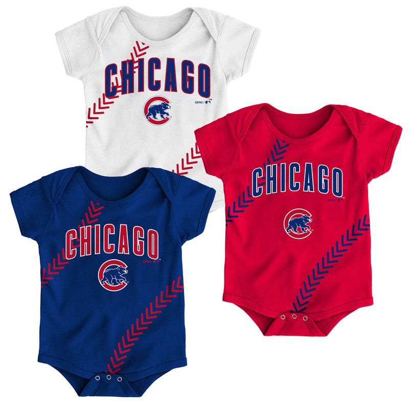 Chicago Cubs Baby Outfits