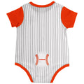 Clemson Baby Boy Baseball Creeper