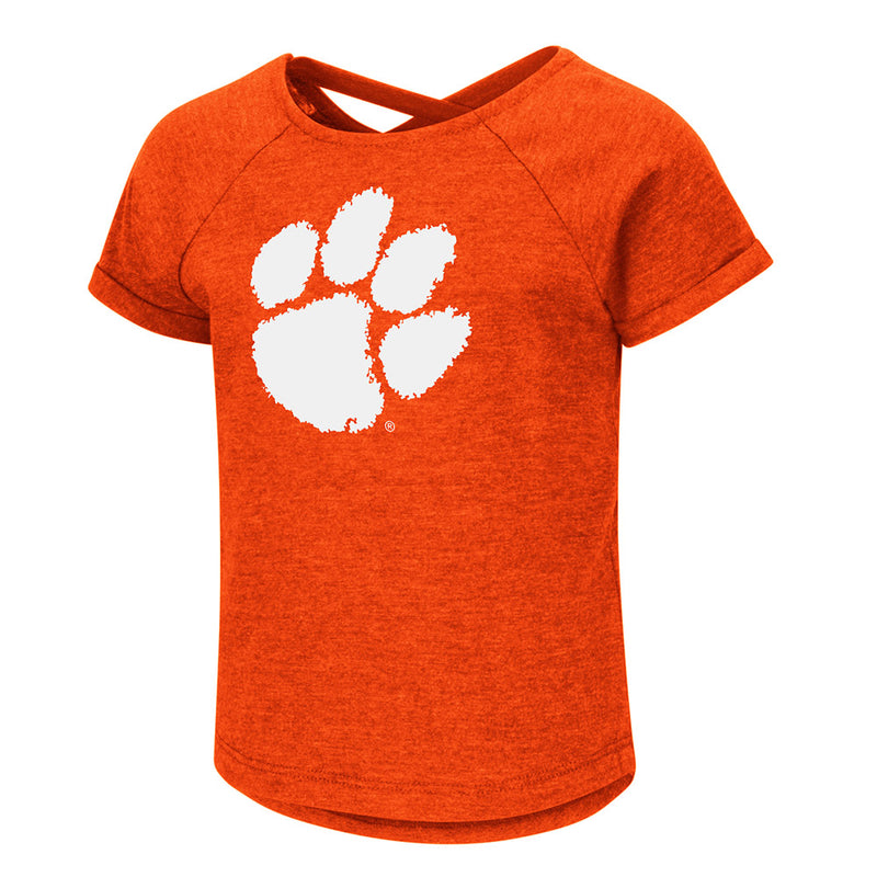 Clemson Girl Team Spirit Tee