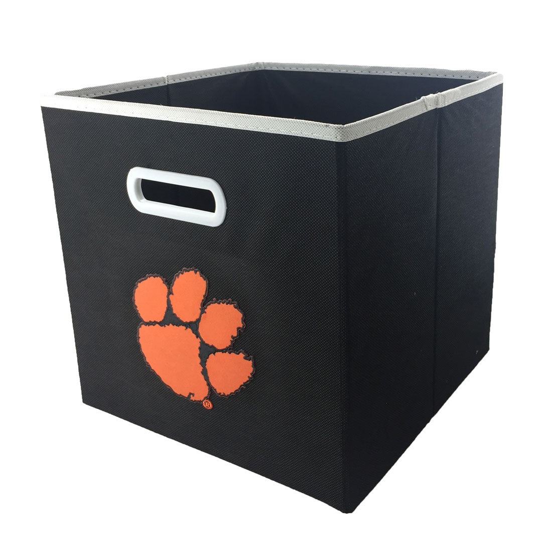 Clemson Tigers NCAA Storage Cubes