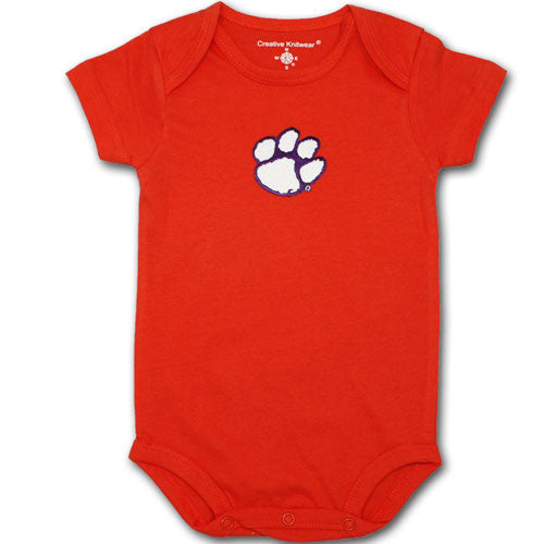 Clemson Infant Body Suit