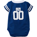 Baby Colts Football Jersey Onesie
