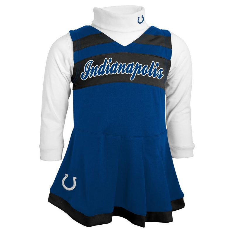 Indianapolis Colts Cheerleader Dress