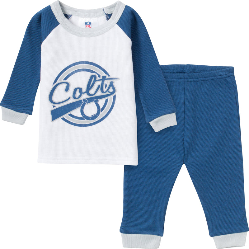 Colts 2 Pc Thermal PJs