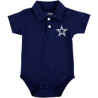Cowboys Infant Polo Bodysuit