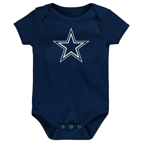 Cowboys Team Logo Bodysuit