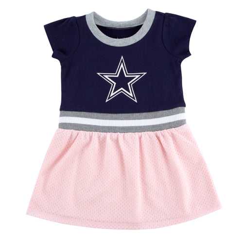 Cowboys Girl Swing Dress