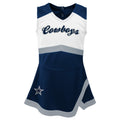 Dallas Cowboys Cheer Jumper Dress