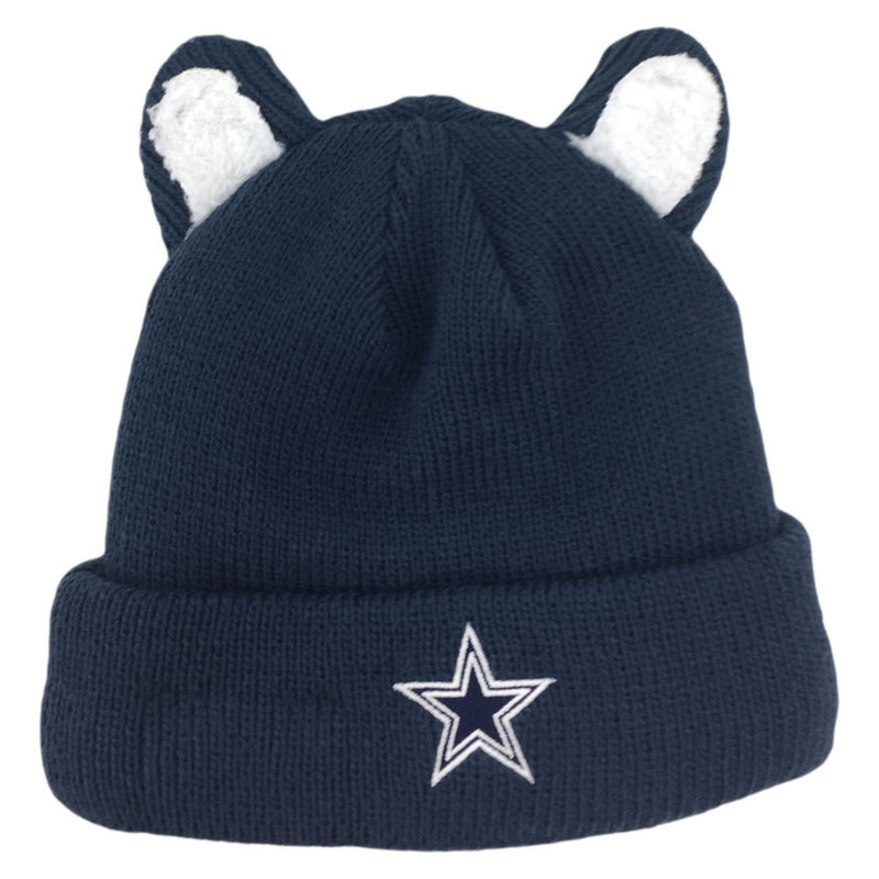 Cowboys Kid Cold Weather Cutie Hat