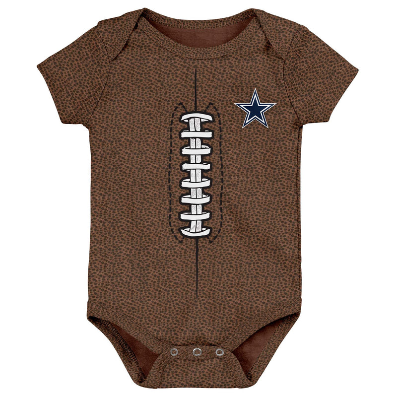 Cowboys Football Bodysuit