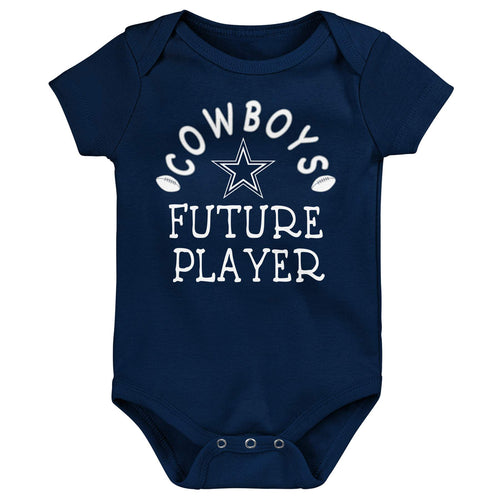 Cowboys Future Player Football Creeper