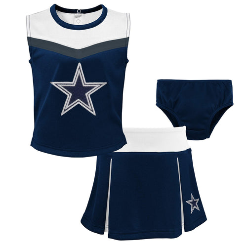 Dallas Cowboys Cheerleader Set