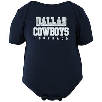Dallas Cowboys Logo Bodysuit