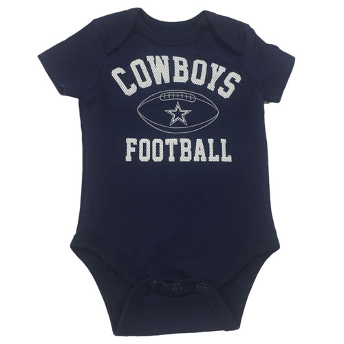 reputable site e6045 31e67 Dallas Cowboys Baby Clothes: BabyFans.com – babyfans