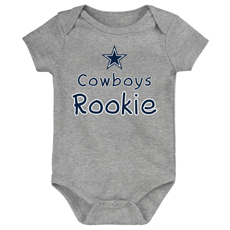 Cowboys Rookie Bodysuit