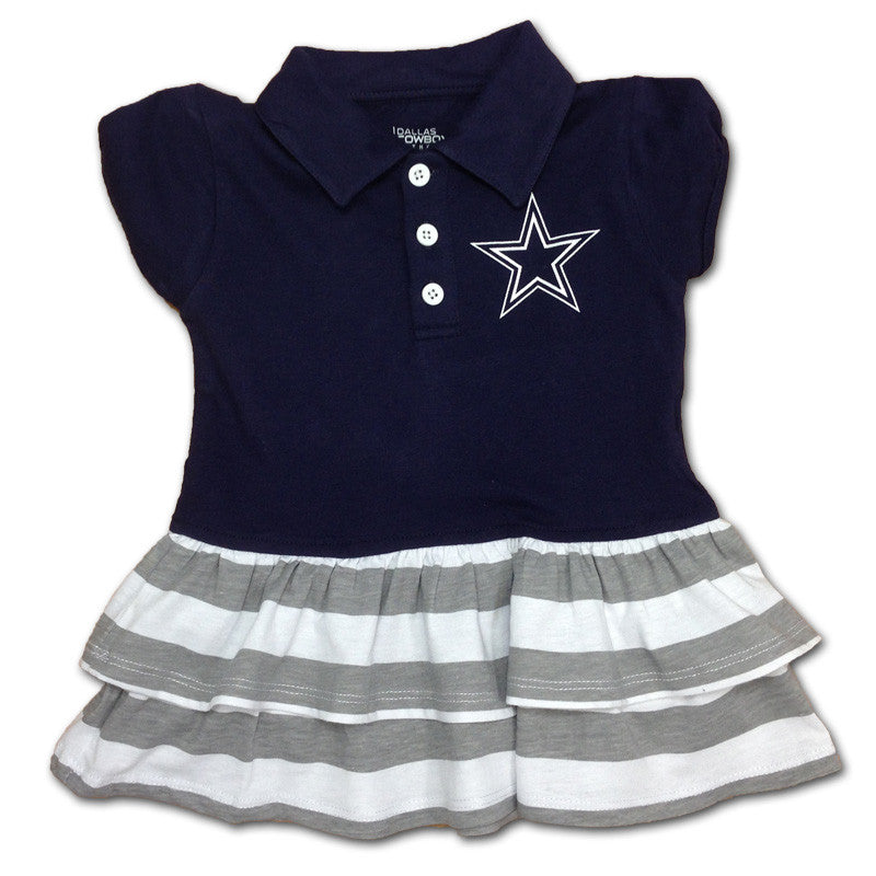 Cowboy Infant / Toddler Polo Dress