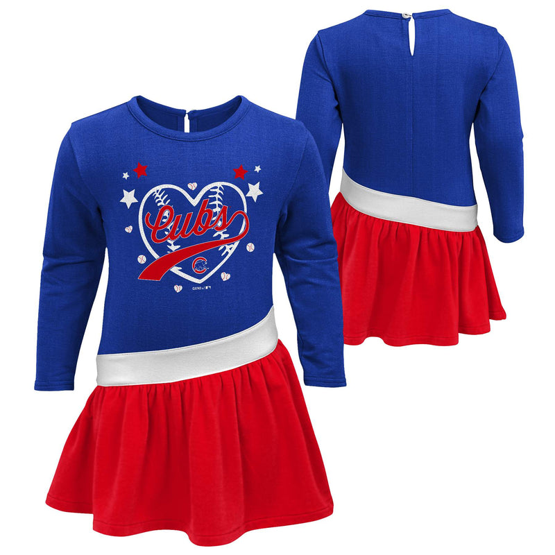 Cubs Girl Team Spirit Dress