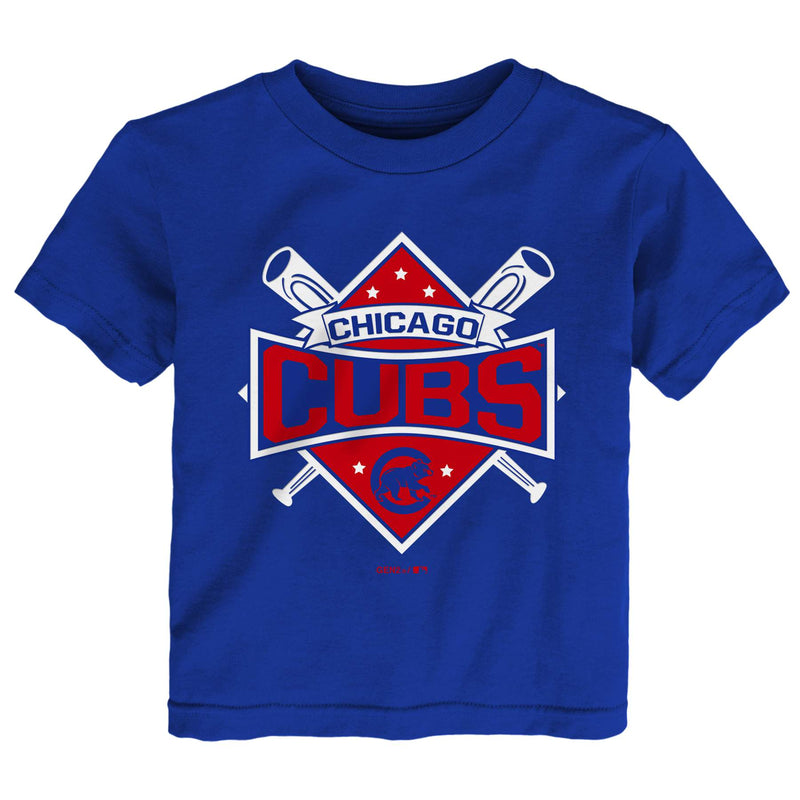Cubs Home Plate Tee