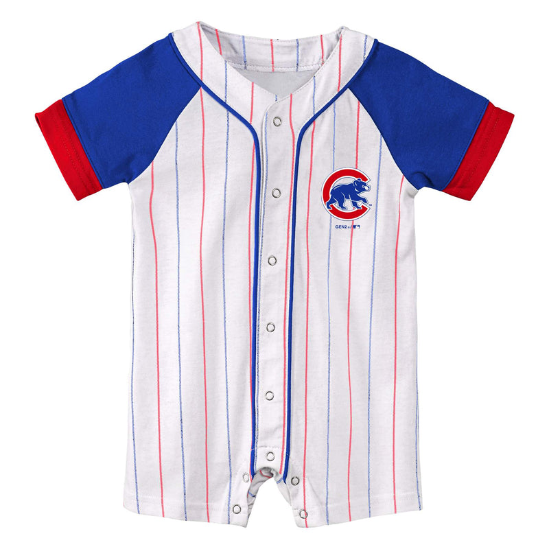 Cubs Little Slugger Coverall