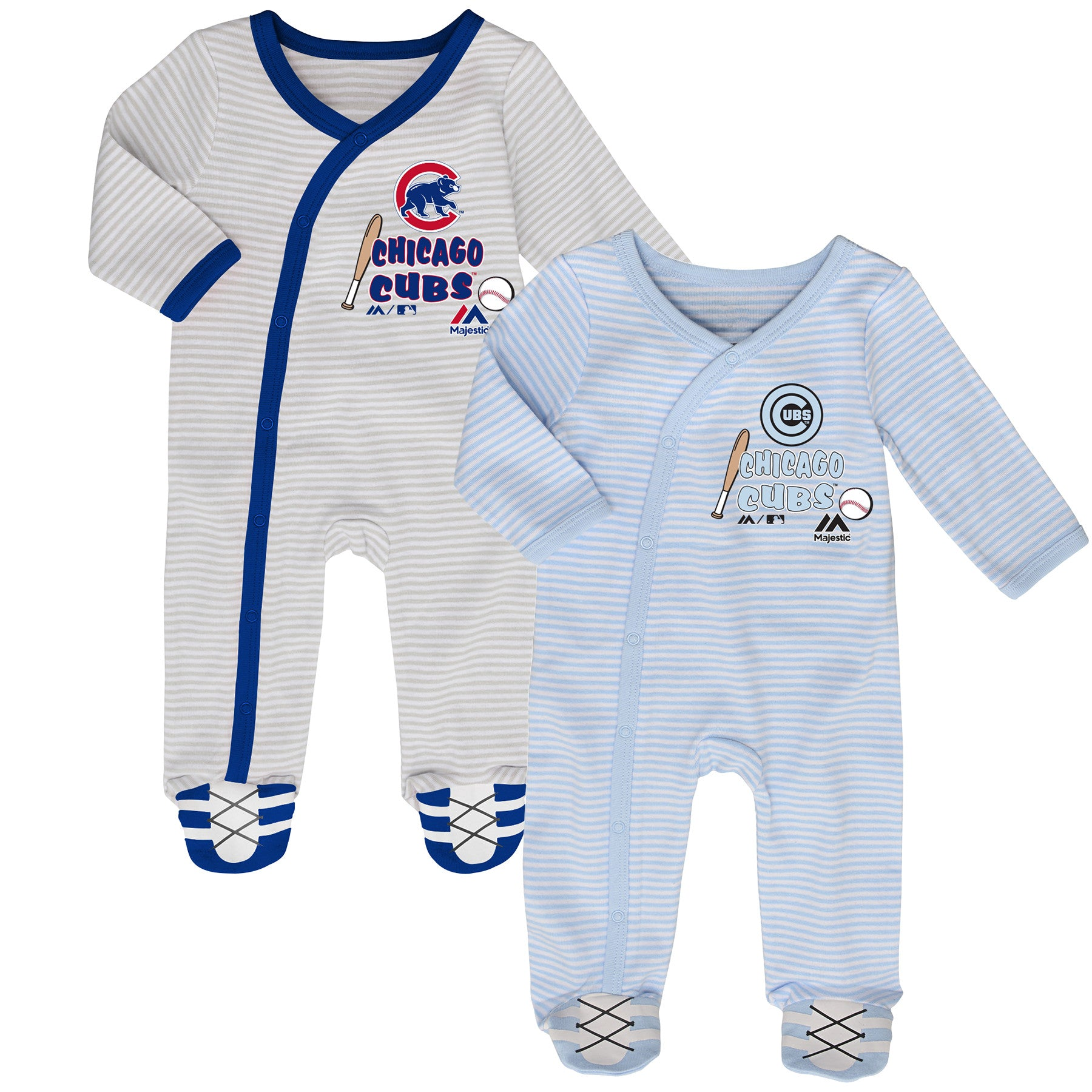 Cubs Classic Infant Gameday Coveralls Babyfans