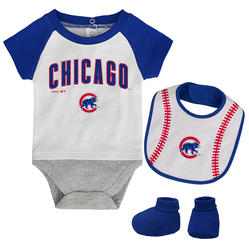 Chicago Cubs Newborn Outfit