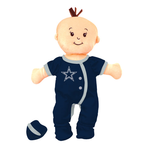 Dallas Cowboys Wee Baby Fan Doll