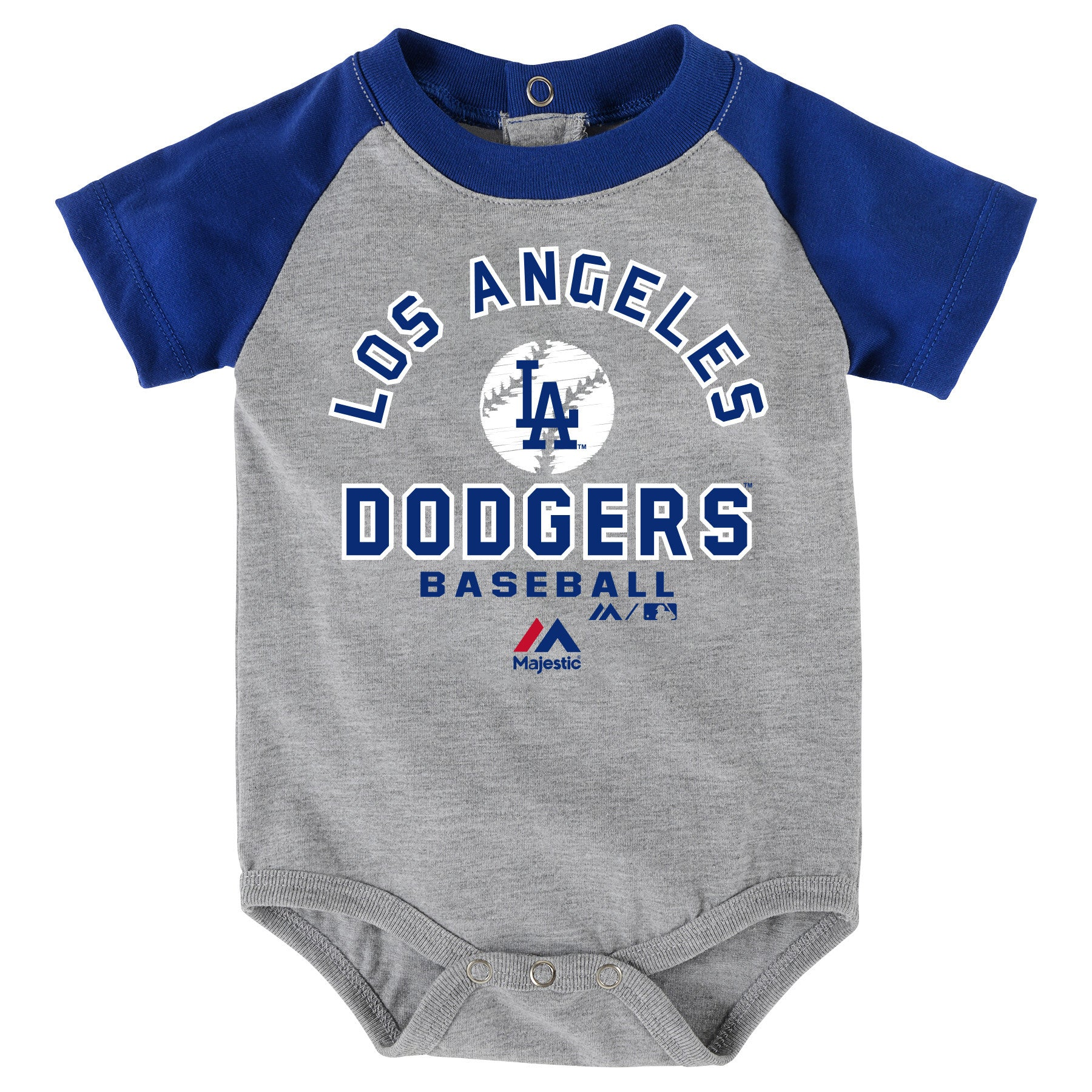 Dodgers Baby Classic Bodysuit with Shorts Set – babyfans f413d1d7b