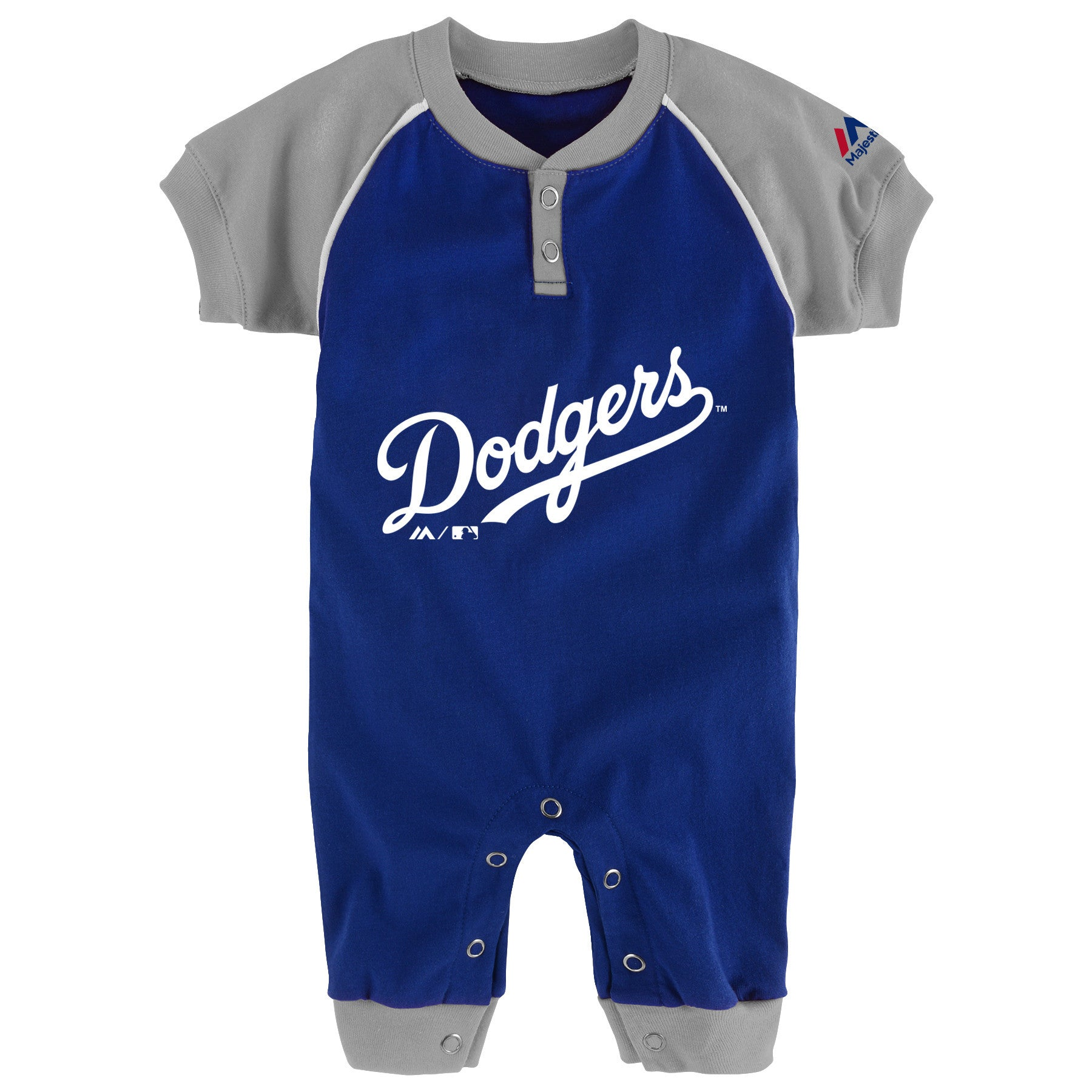 121ef6e0c Dodgers Baby Uniform Coverall – babyfans
