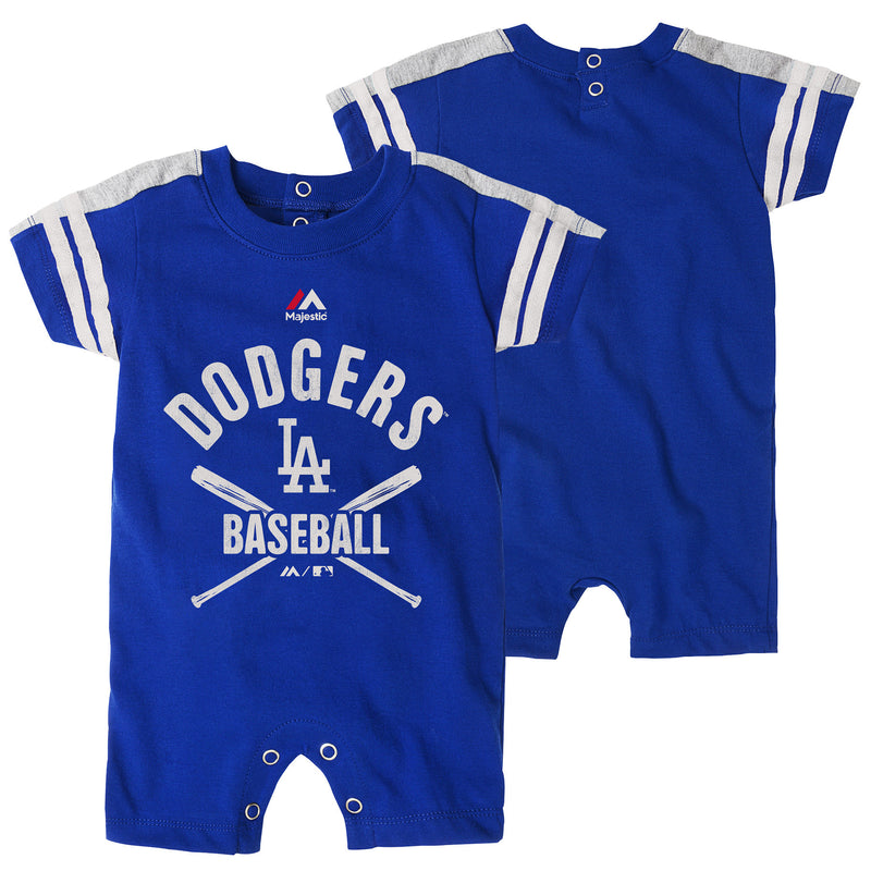 Dodgers Baby Playtime Romper