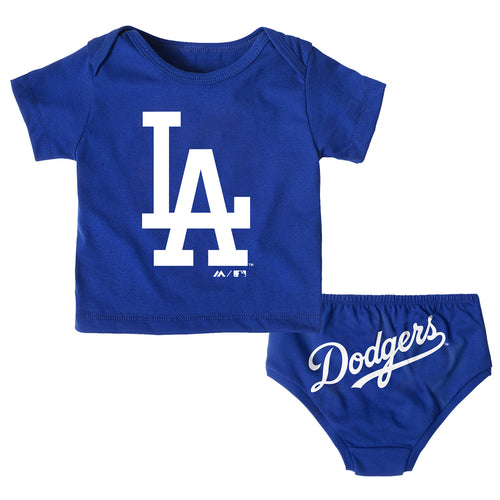 Dodgers Newborn Uniform Outfit