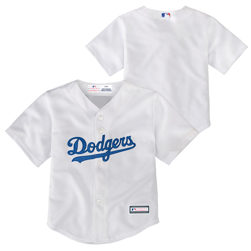 Dodgers Kid's Team Jersey (Size 2T-4T)
