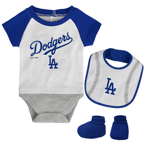 LA Dodgers Baby Outfit