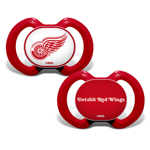 Detroit Red Wings Variety Pacifiers