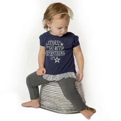 Dallas Cowboys Infant/Toddler Tunic and Legging Set