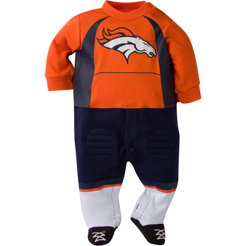 Denver Broncos Infant Sleeper
