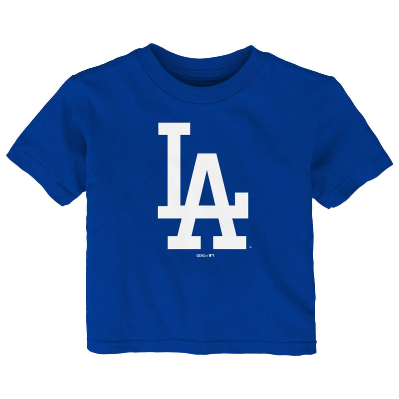 Dodgers Logo Tee Shirt