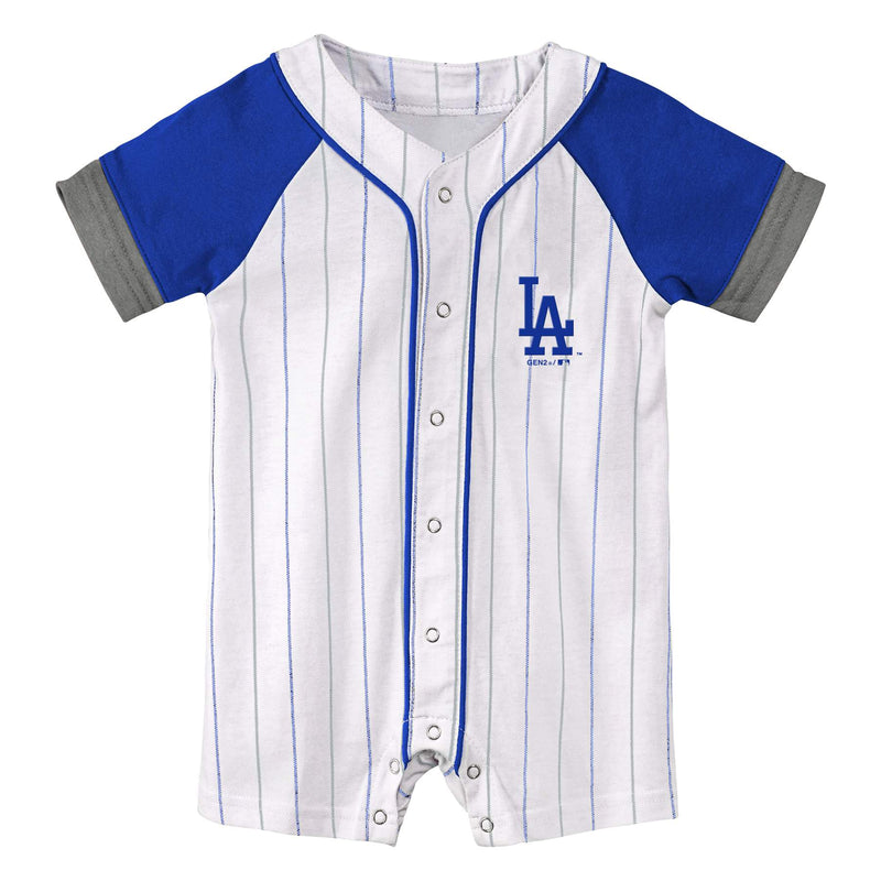 Dodgers Little Slugger Coverall