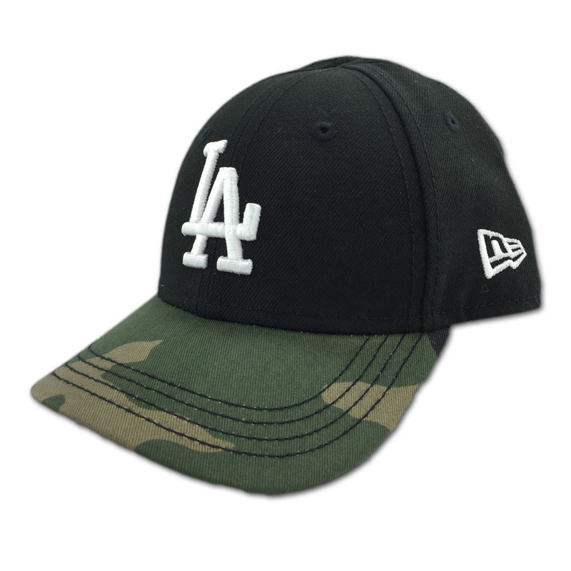 Dodgers Ball Cap with Camo