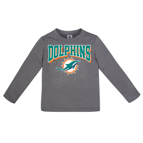 Dolphins Team Spirit Long Sleeve Tee