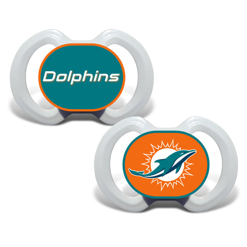 Miami Dolphins Variety Pacifiers