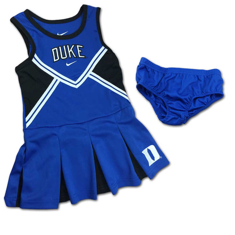 Duke Toddler Cheerleader Outfit