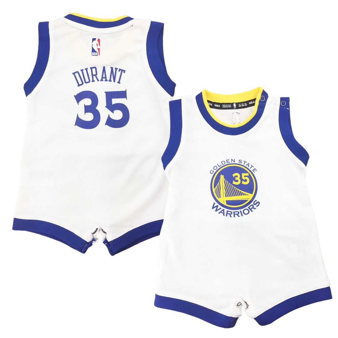 new product b94d1 a977c Kevin Durant Infant Jersey Romper