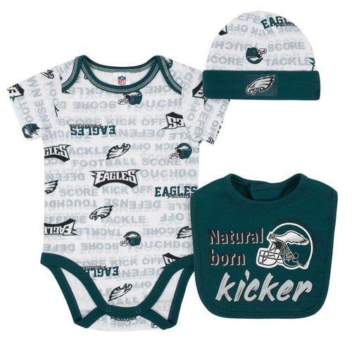 finest selection 73b02 273c5 Eagles Baby Clothes: BabyFans.com – babyfans