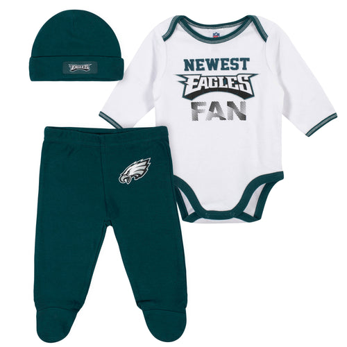 finest selection 4e145 e2678 Eagles Baby Clothes: BabyFans.com – babyfans