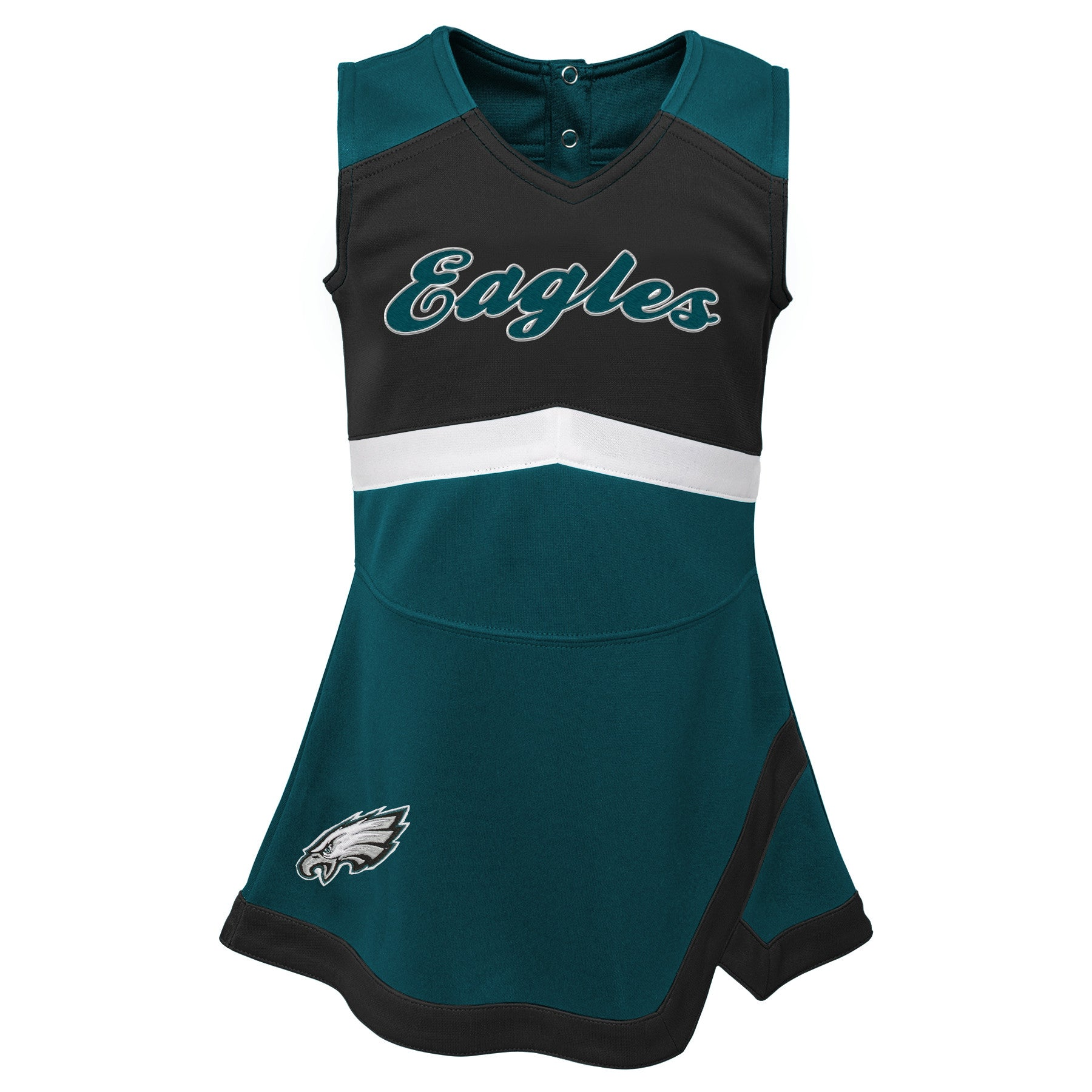 separation shoes df1d3 3bdd1 Philadelphia Eagles Infant Cheerleader Dress